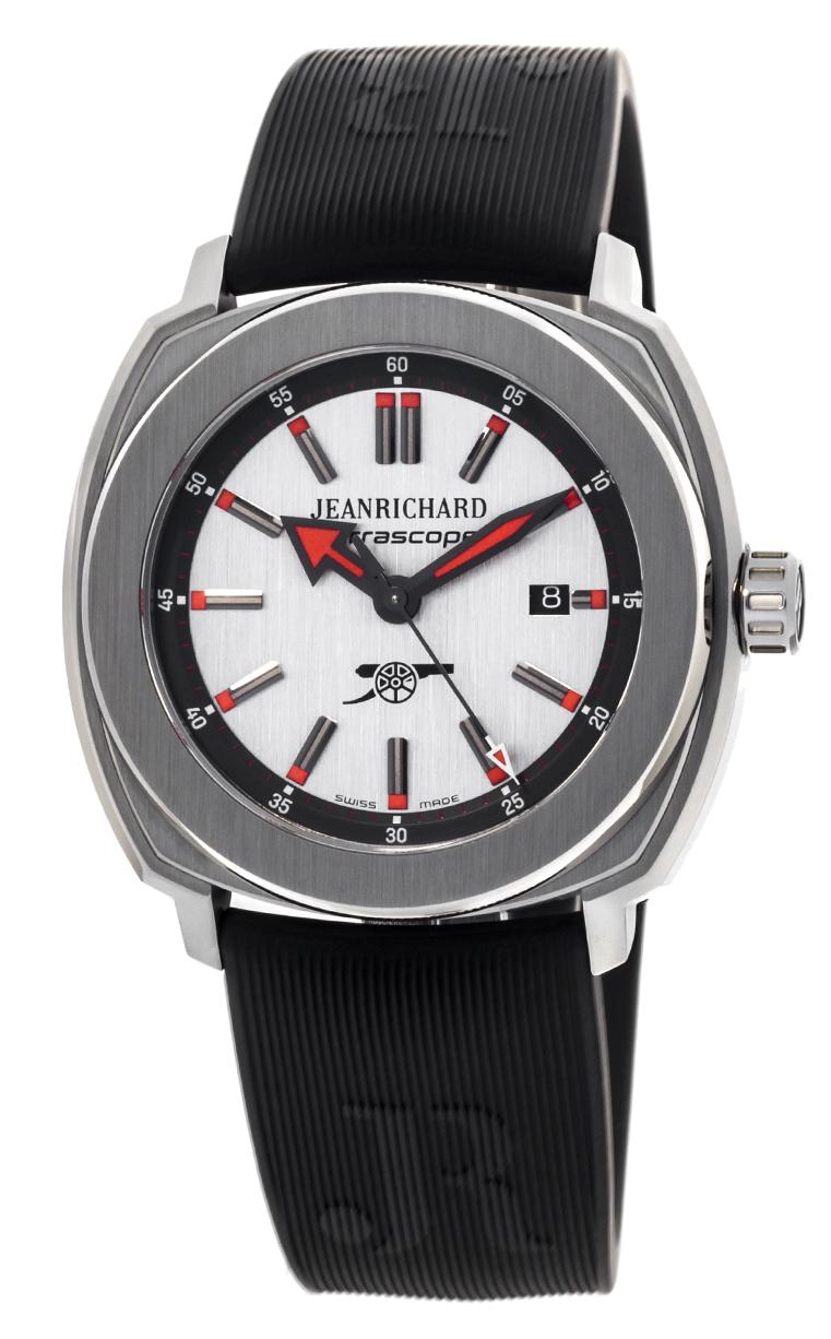 Часы JeanRichard Terrascope Arsenal S.E. 60500-11-20E-FK6A