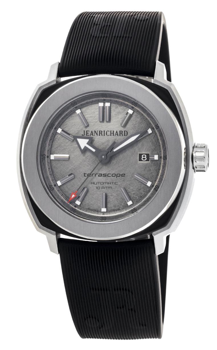 Часы JeanRichard Terrascope Date 60500-11-20D-FK6A