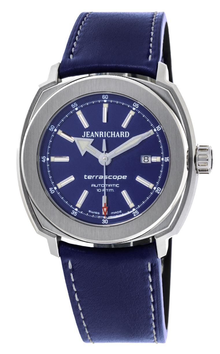 Часы JeanRichard Terrascope Date 60500-11-401-HB40