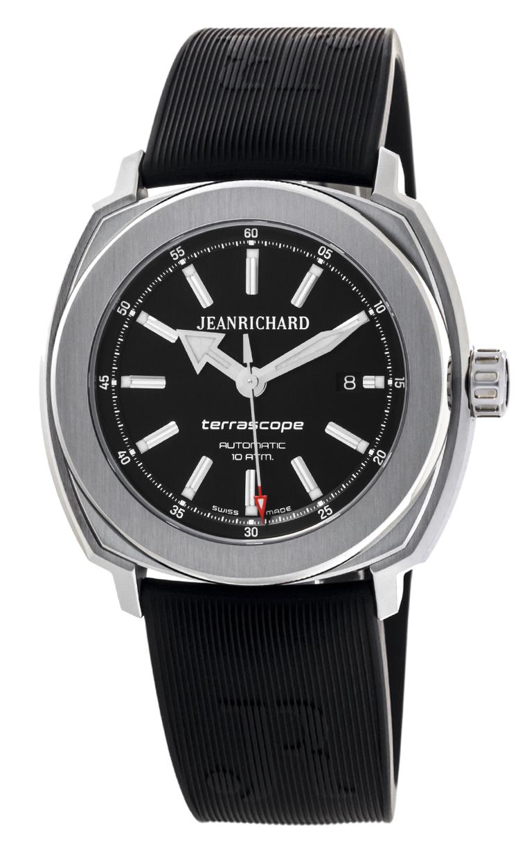 Часы JeanRichard Terrascope Date 60500-11-601-FK6A