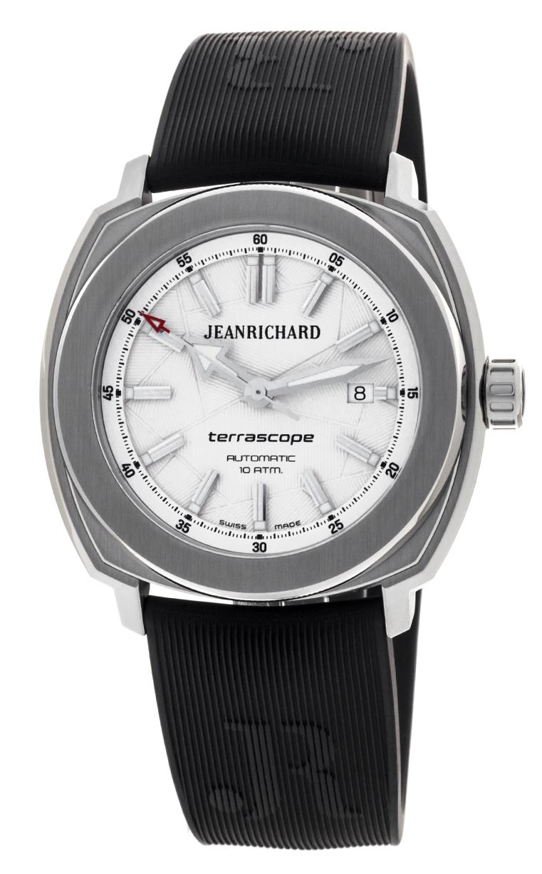 Часы JeanRichard Terrascope Date 60500-11-703-FK6A