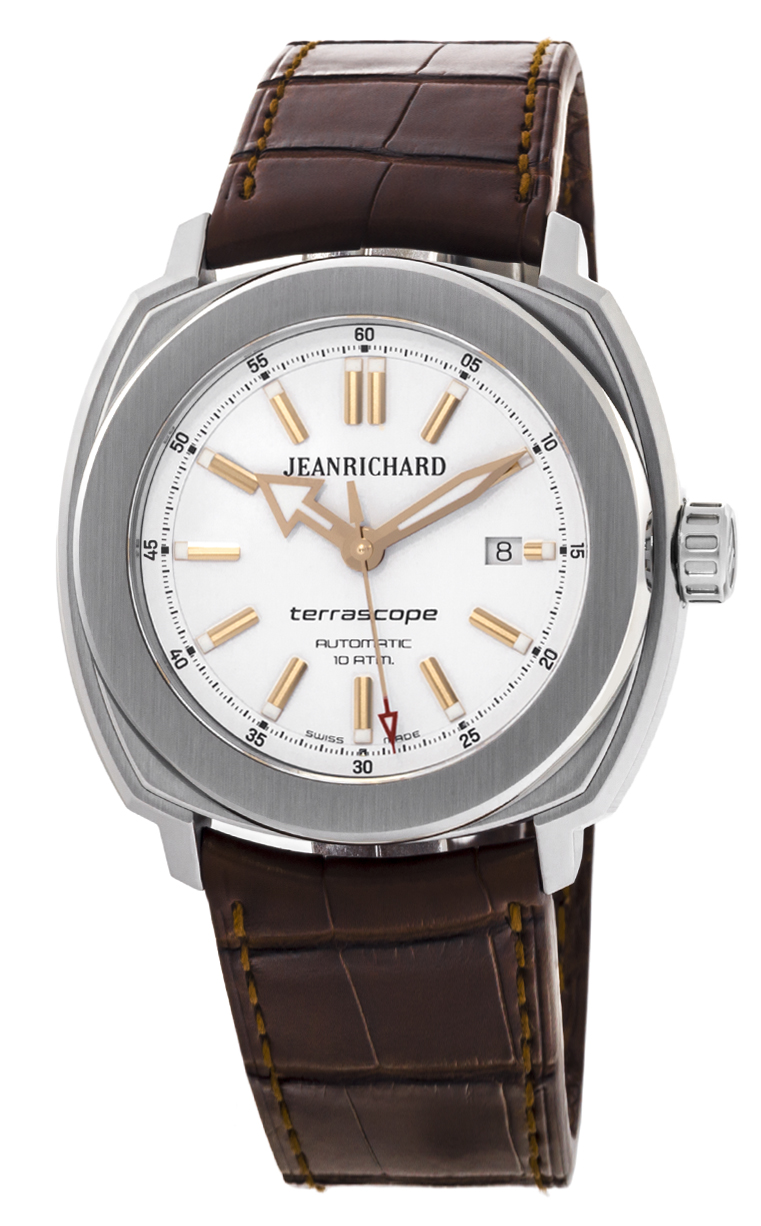 Часы JeanRichard Terrascope Date 60500-11-704-BBBB