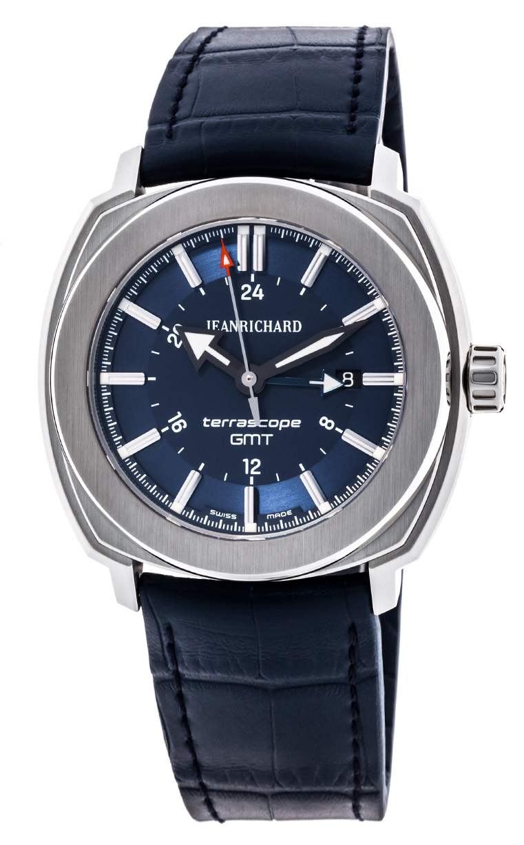 Часы JeanRichard Terrascope GMT 60520-11-401-FB4A