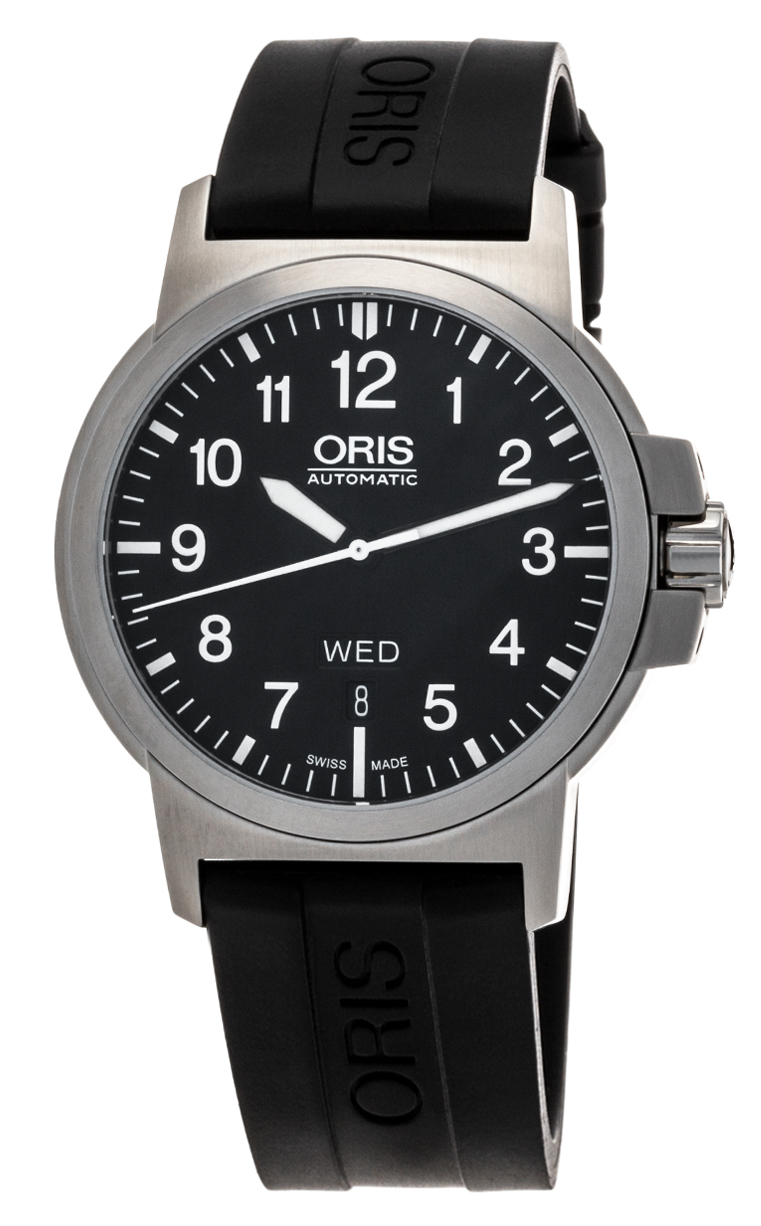 Часы Oris BC3 Advanced Day Date 735 7641 4164 RS 4 22 05