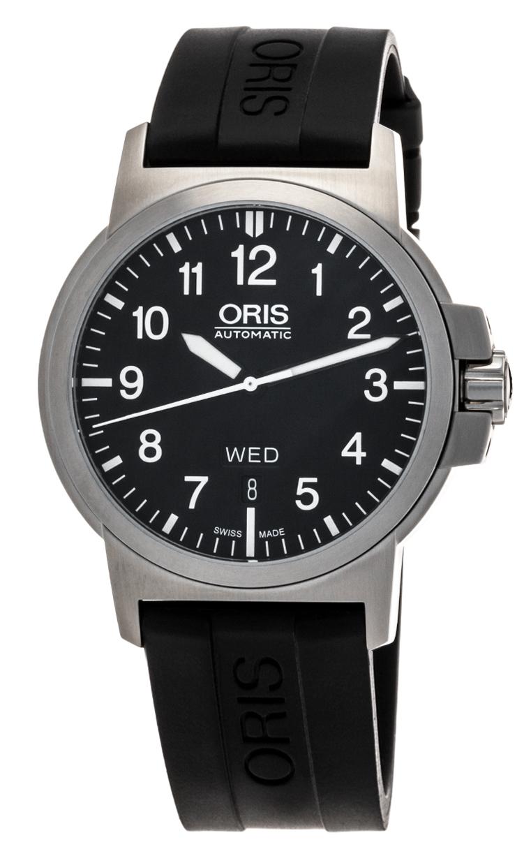 Часы Oris BC3 Advanced Day Date 735 7641 4164 RS 4 22 05