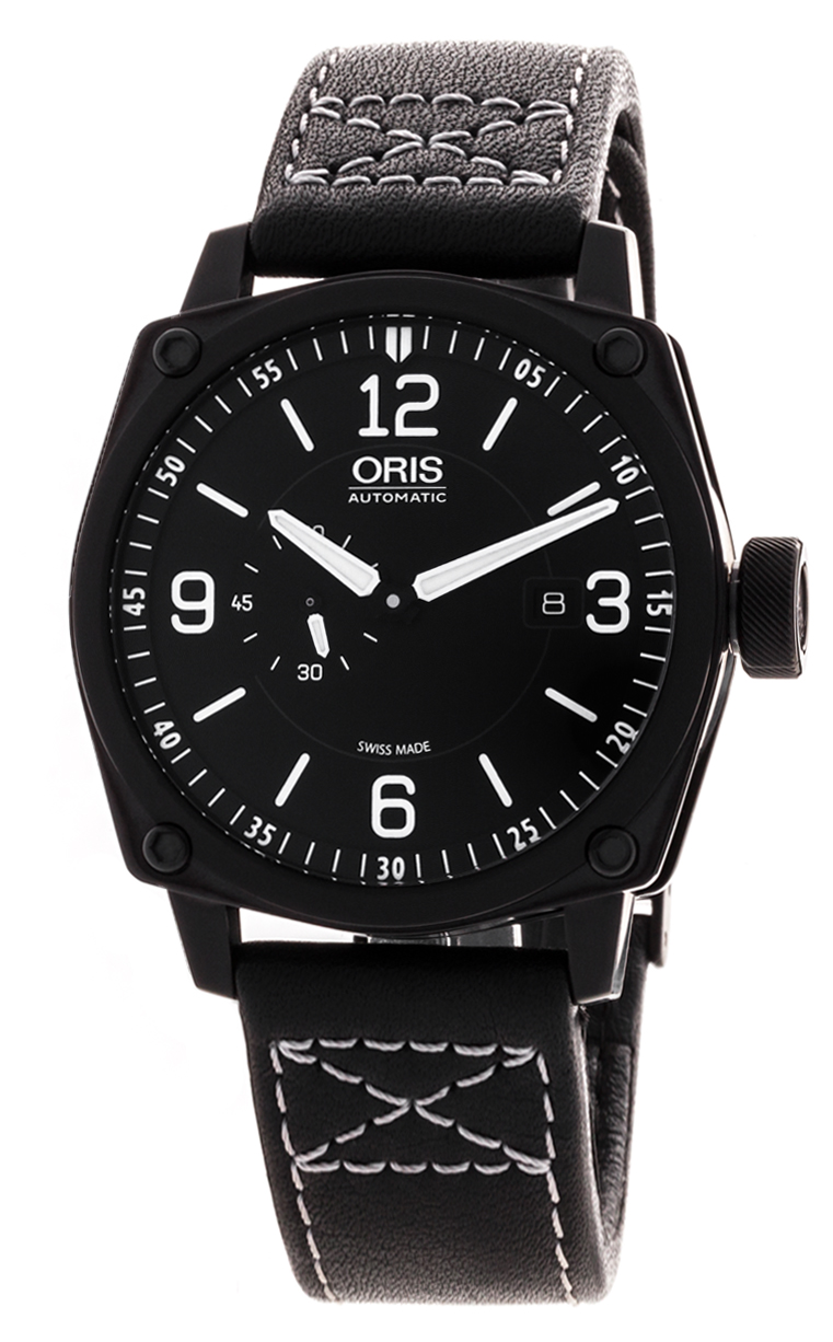 Часы Oris BC4 Small Second Date 643 7617 4764 5 22 58BFC