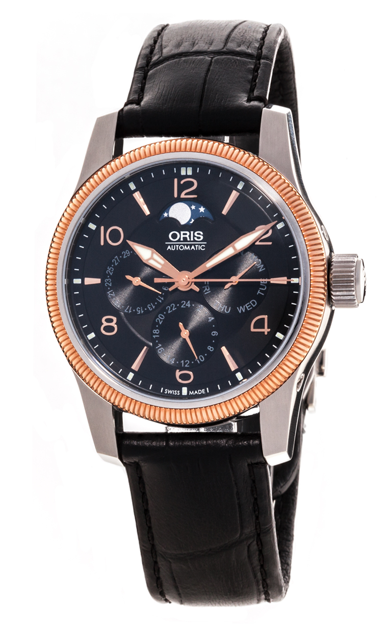 Часы Oris Big Crown Complication 581 7627 4364 5 20 76FC