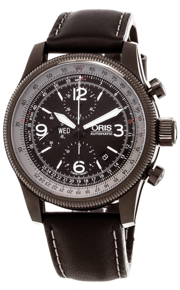 Часы Oris Big Crown X1 Calculator 675 7648 4264 5 23 76