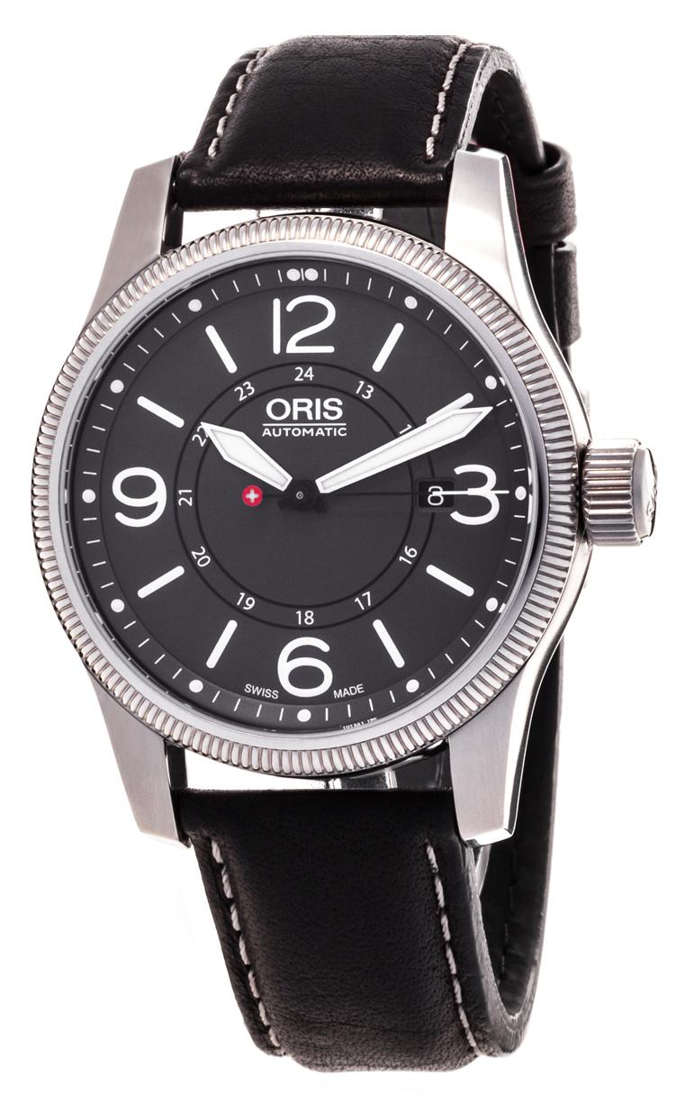 Часы Oris Swiss Hunter Team PS Edition 733 7629 4063 Set LS