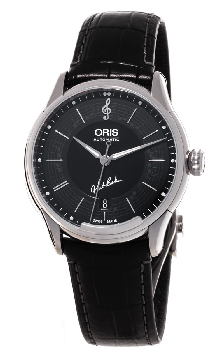 Часы Oris Artelier Chet Baker L.E. 733 7591 4084 5 21 71FC