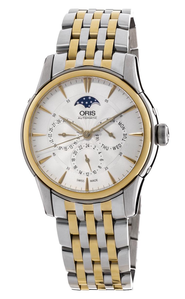 Часы Oris Artelier Complication 582 7689 4351 MB 8 21 78
