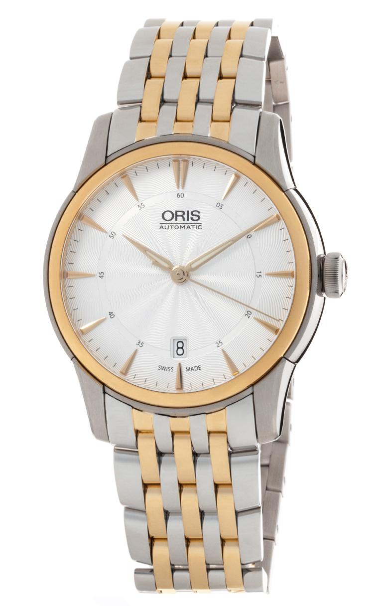 Часы Oris Artelier Date 733 7670 4351 8 21 78