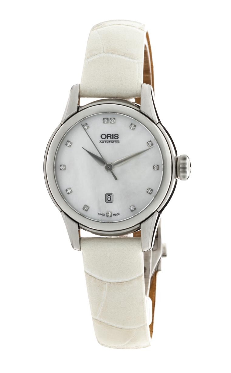 Часы Oris Artelier Date Diamonds 561 7687 4091 LS 5 14 67FC