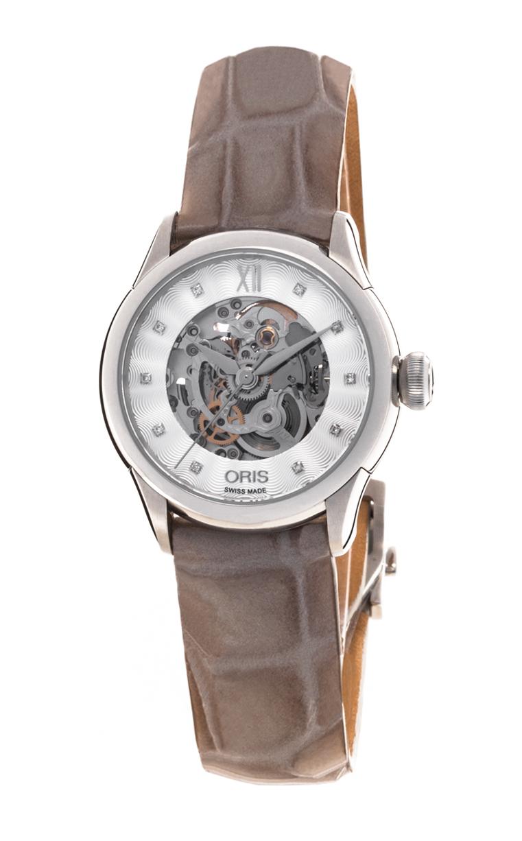 Часы Oris Artelier Skeleton Diamonds 560 7687 4019 5 16 61FC
