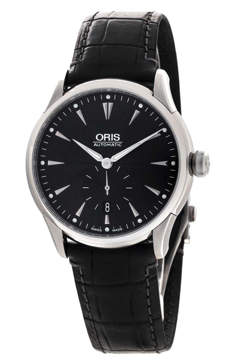 Часы Oris Artelier Small Second Date 623 7582 4074 LS 5 21 71FC