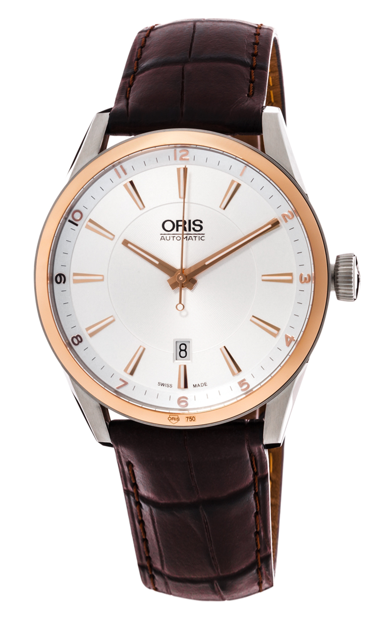 Часы Oris Artix Date 733 7642 6331 RS 5 21 80FC