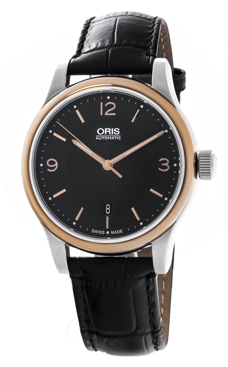 Часы Oris Culture Classic Date 733 7594 4334 LS 5 20 11