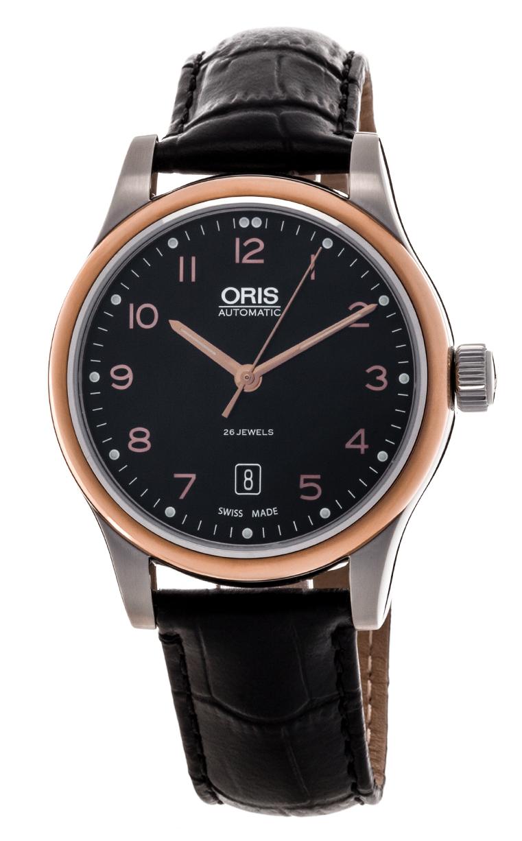 Часы Oris Culture Classic Date 733 7594 4394 5 20 11