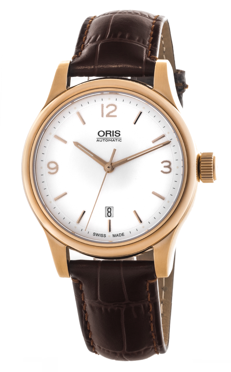 Часы Oris Culture Classic Date 733 7594 4831 LS 6 20 11