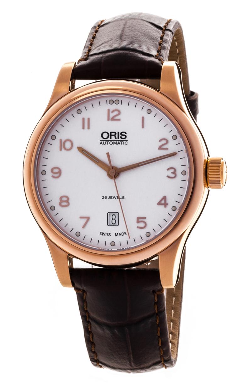 Часы Oris Culture Classic Date 733 7594 4891 6 20 12