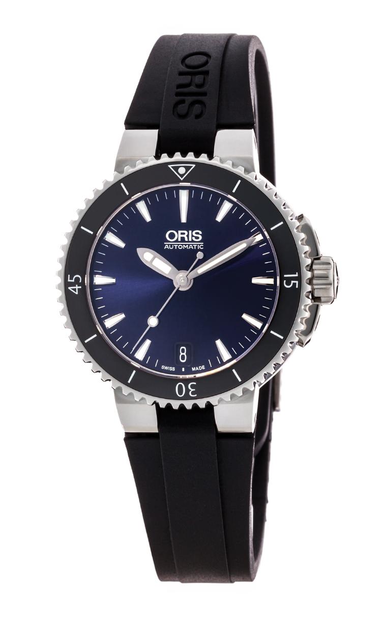 Часы Oris Aquis Date 733 7652 4135 RS 4 18 34
