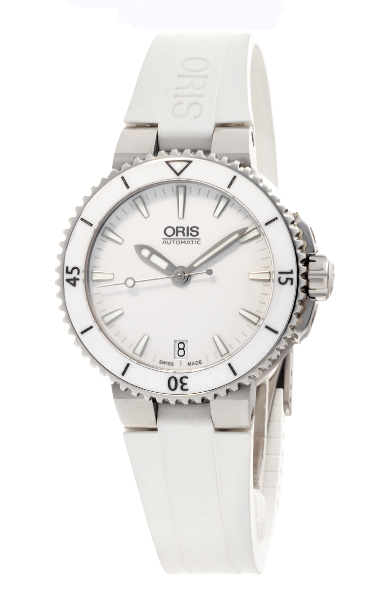 Часы Oris Aquis Date 733 7652 4156 RS 4 18 31FC