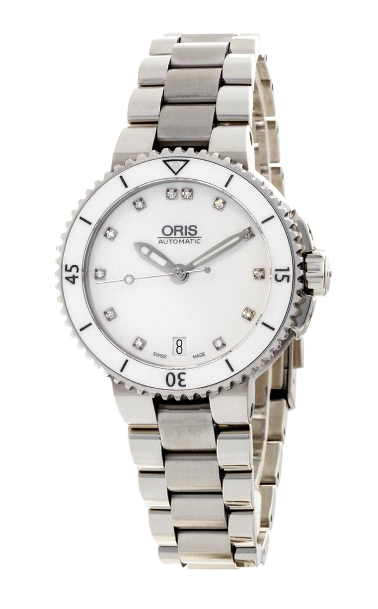 Часы Oris Aquis Date 733 7652 4191 MB 8 18 01 P