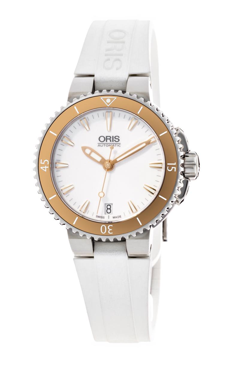 Часы Oris Aquis Date 733 7652 4356 RS 4 18 31
