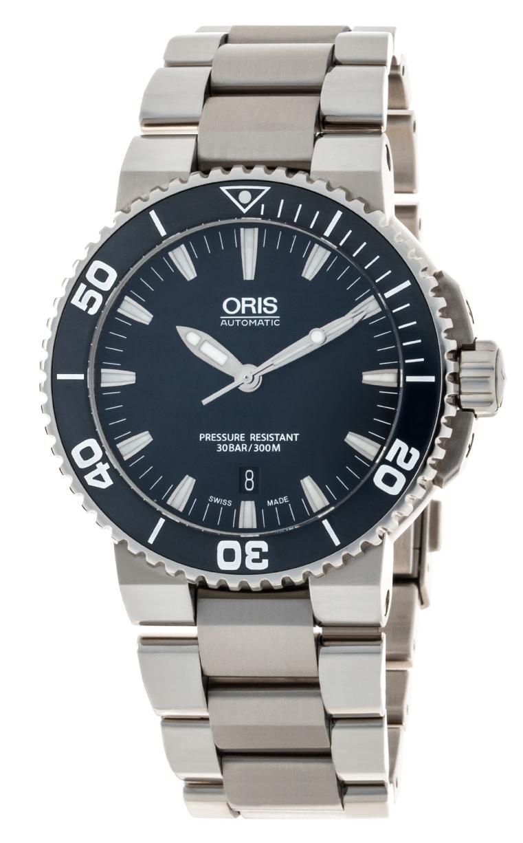 Часы Oris Aquis Date 733 7653 4155 MB 8 26 01PEB