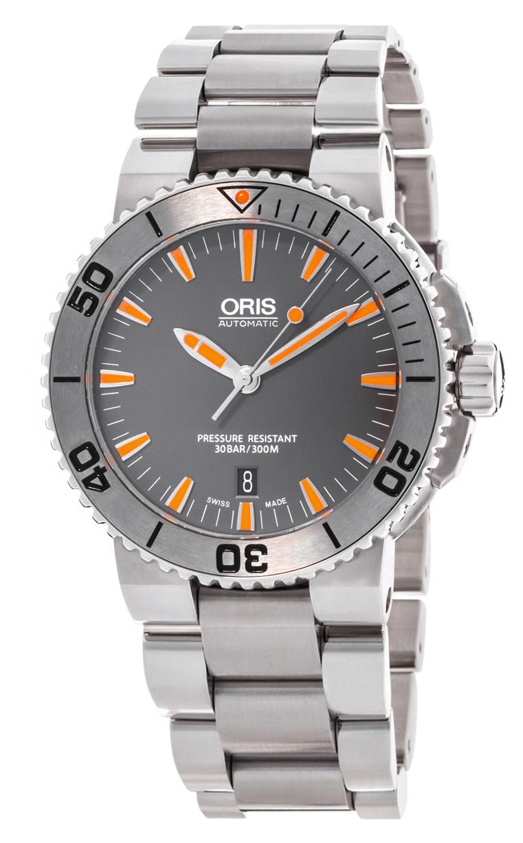 Часы Oris Aquis Date 733 7653 4158 MB 8 26 01PEB
