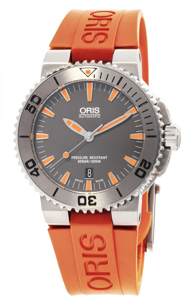 Часы Oris Aquis Date 733 7653 4158 RS 4 26 32EB