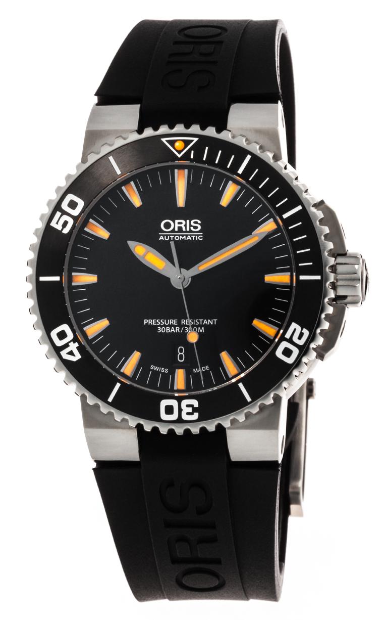 Часы Oris Aquis Date 733 7653 4159 RS 4 26 34 EB