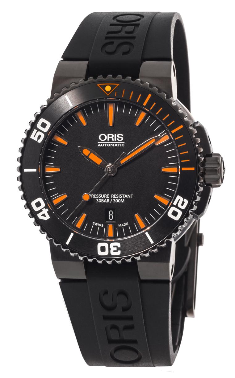 Часы Oris Aquis Date 733 7653 4259 RS 4 26 34 GEB