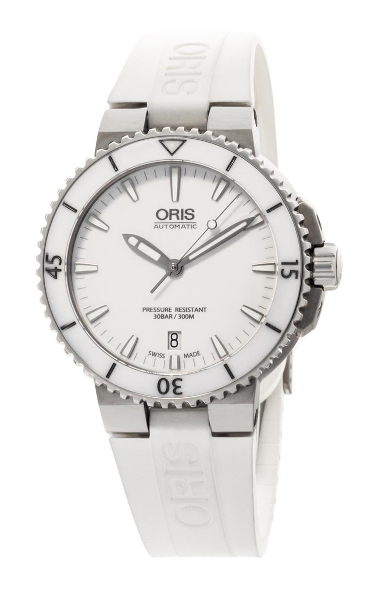 Часы Oris Aquis Date 733 7676 4156 RS 4 21 31