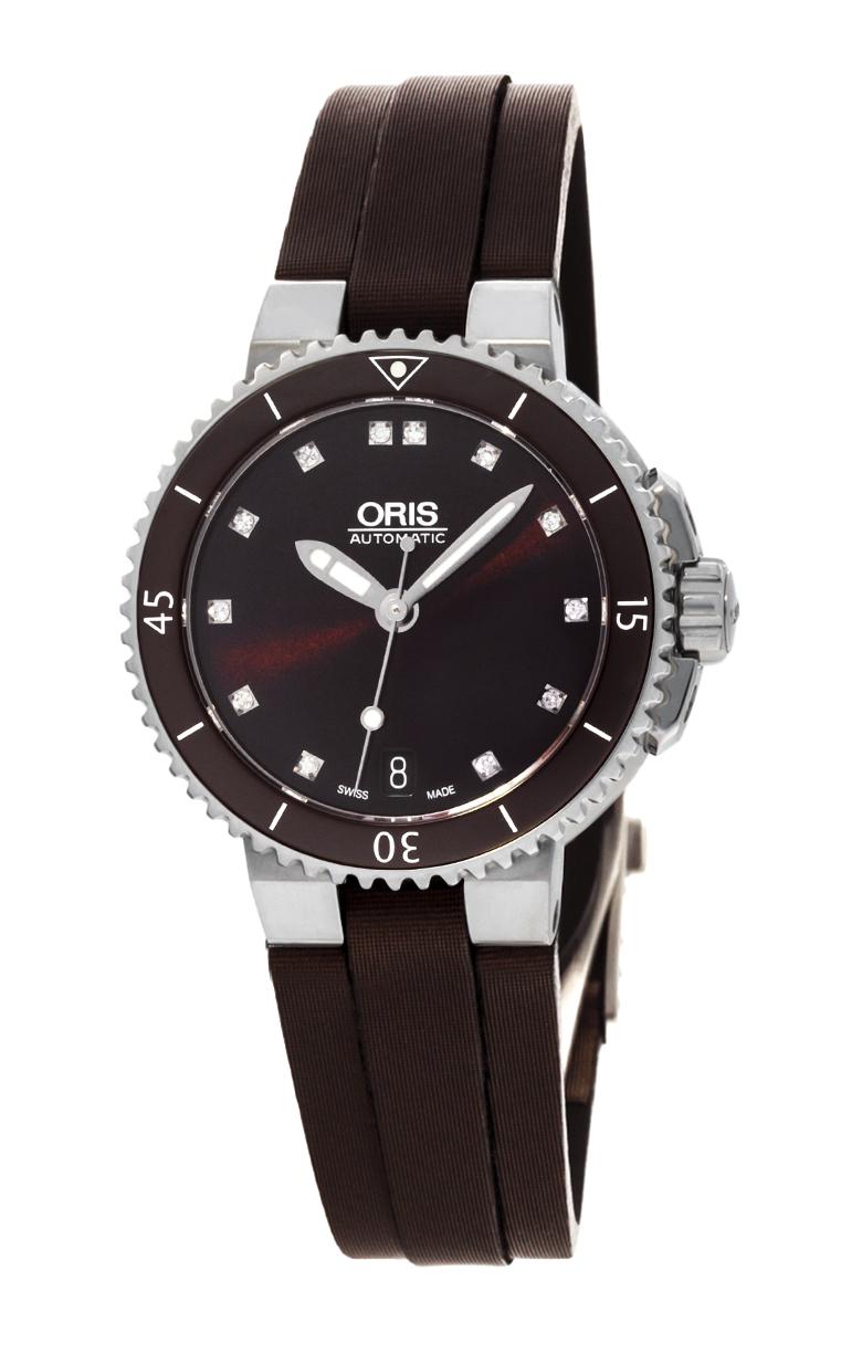 Часы Oris Aquis Date Diamonds 733 7652 4192 RS 5 18 12FC