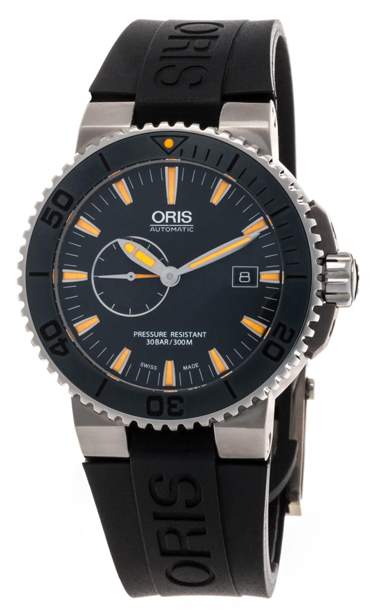 Часы Oris Aquis Maldives L.E. 643 7654 7185 Set RS