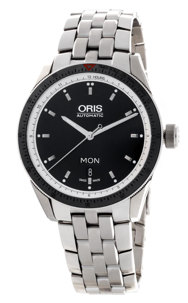 Часы Oris Artix GT Day Date 735 7662 4154 MB 8 21 85