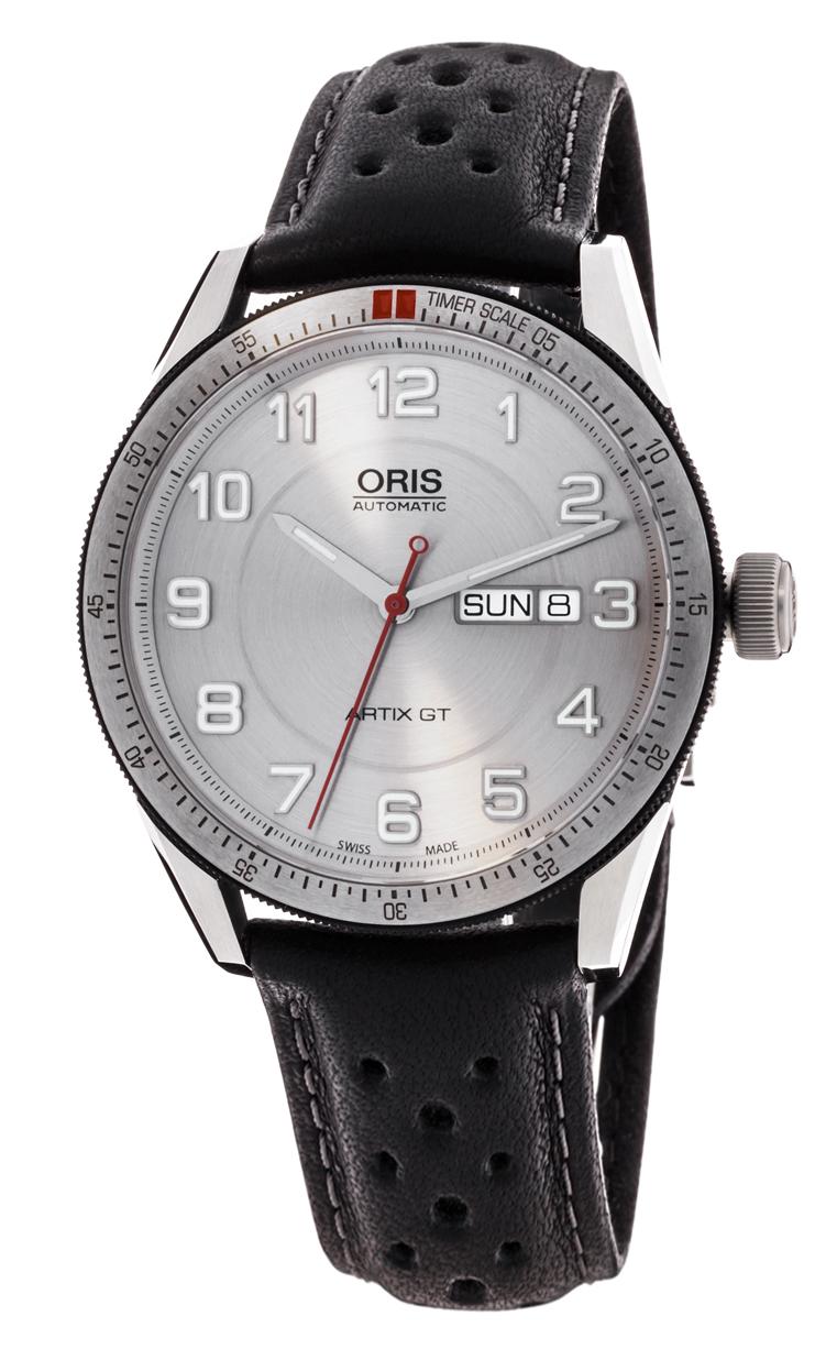 Часы Oris Artix GT Day Date 735 7662 4461 LS 5 21 87FC