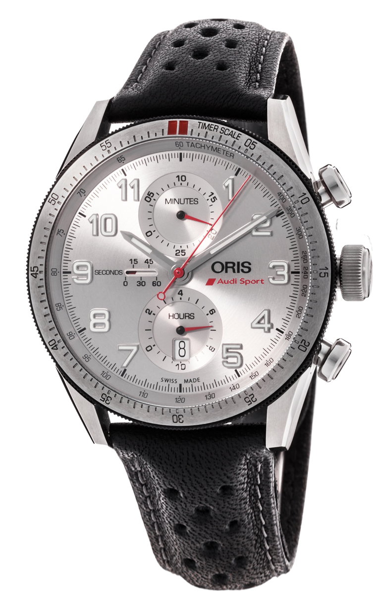 Часы Oris Audi Sport Limited Edition 774 7661 7481 Set LS
