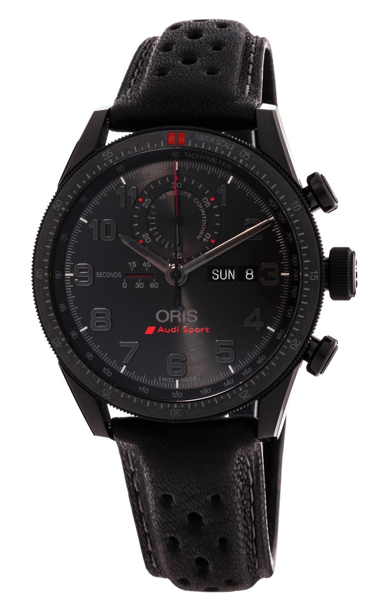 Часы Oris Audi Sport Limited Edition II 778 7661 7784 LS 5 22 87 FC