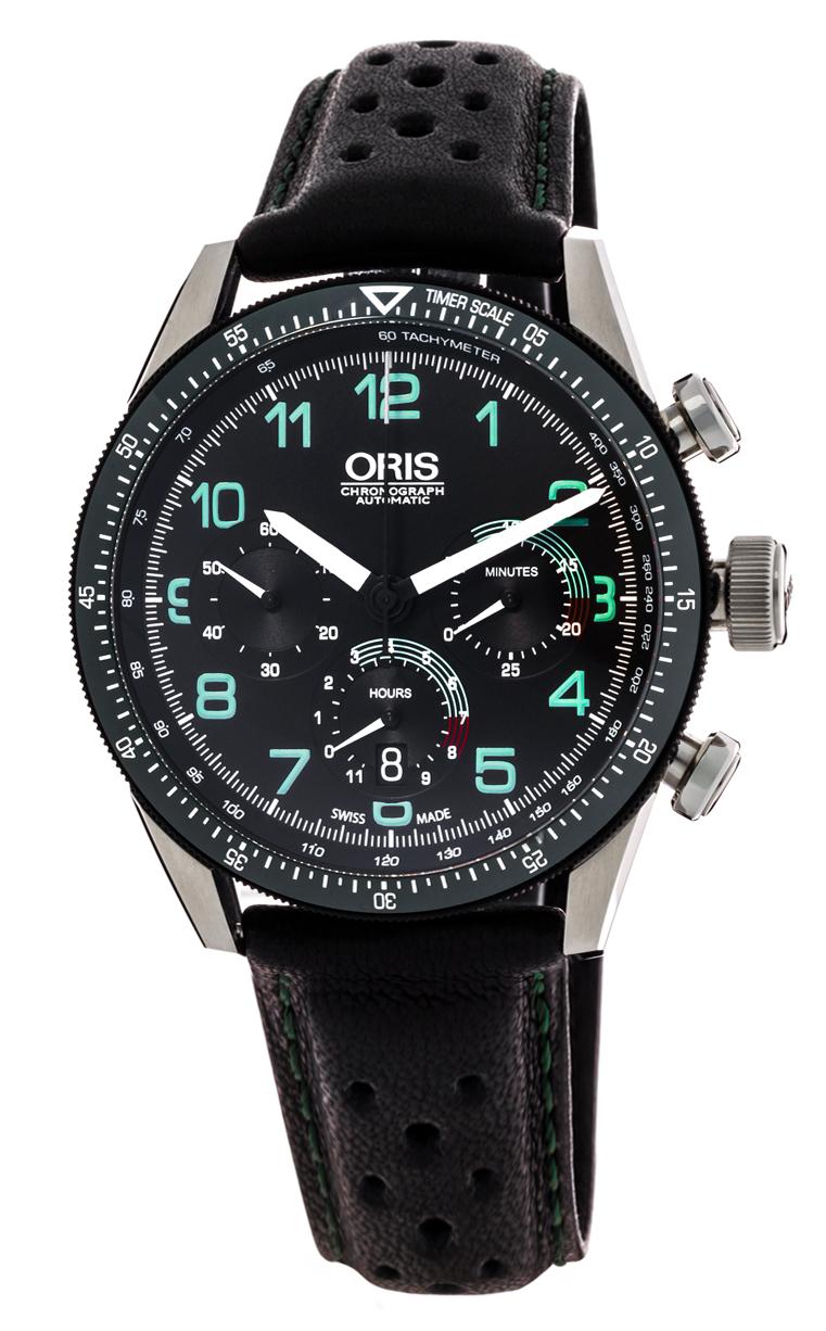 Часы Oris Calobra Chronograph L.E. II 676 7661 4494 RS 5 21 85