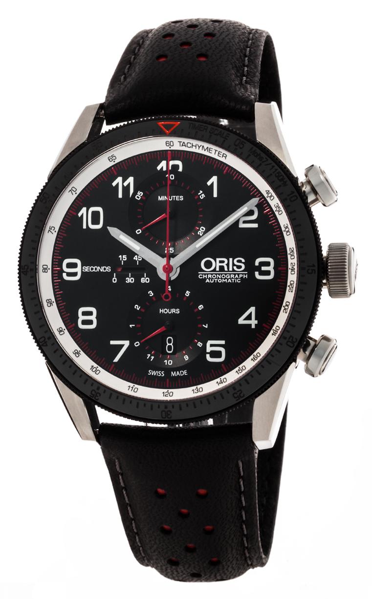 Часы Oris Calobra Limited Edition 774 7661 4484 Set