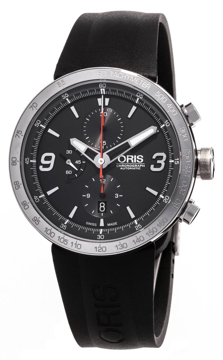 Часы Oris TT1 Chronograph 674 7659 4163 4 25 06