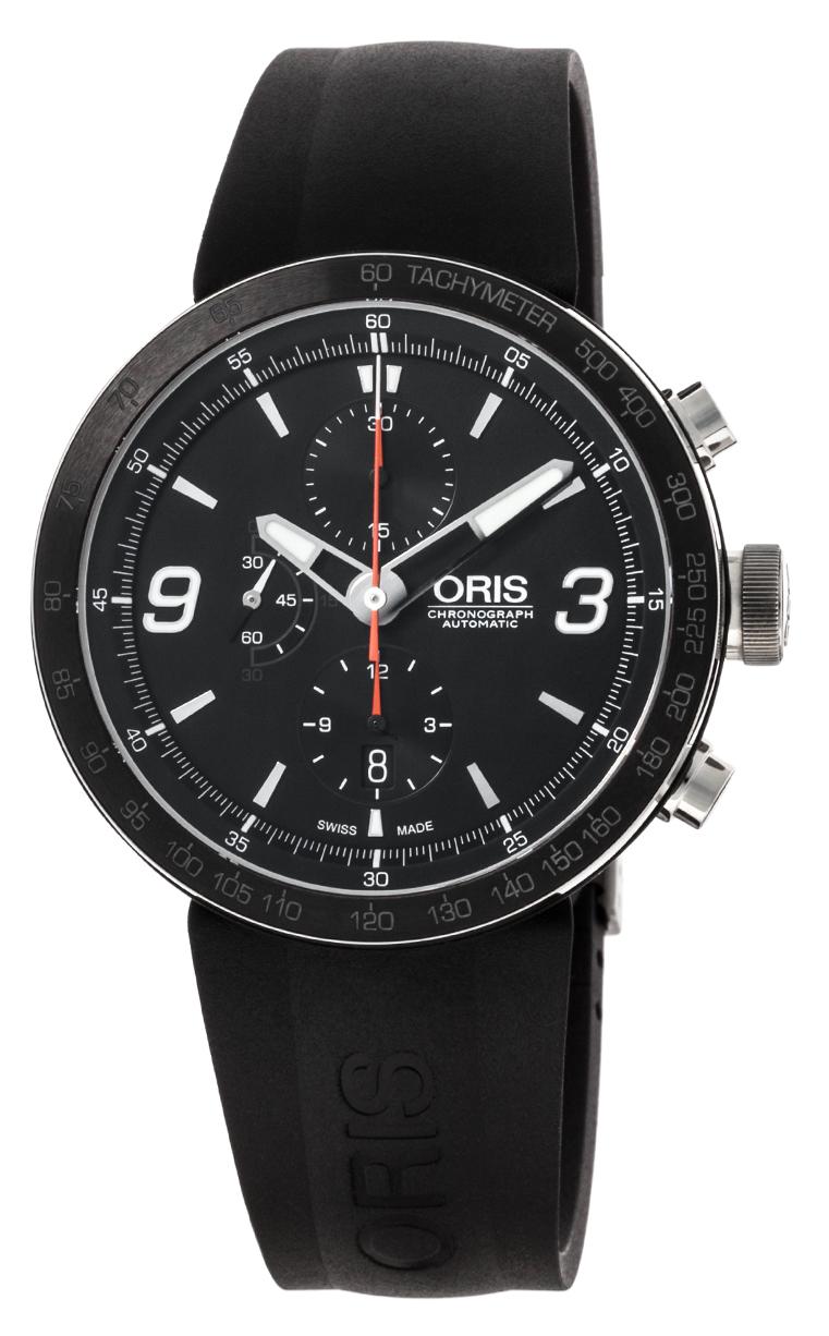 Часы Oris TT1 Chronograph 674 7659 4174 RS 4 25 06