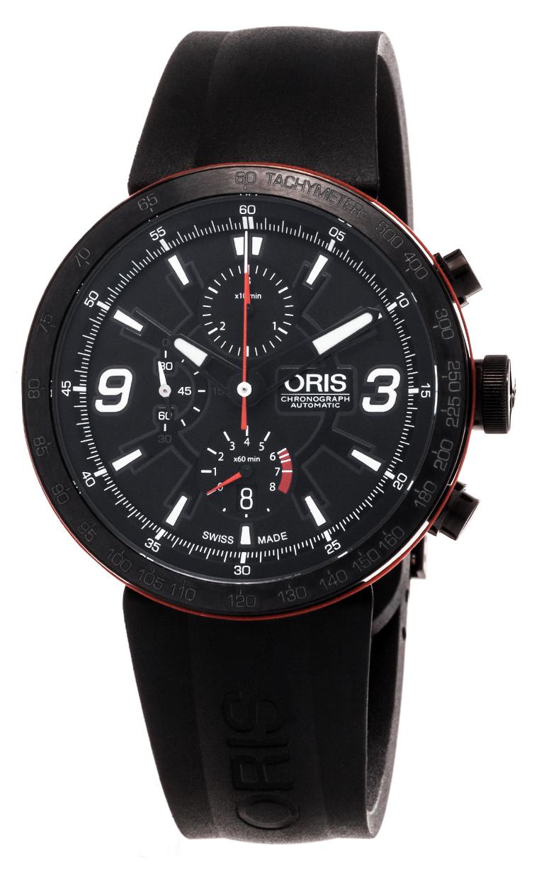 Часы Oris TT1 Chronograph 674 7659 4764 4 25 06 B