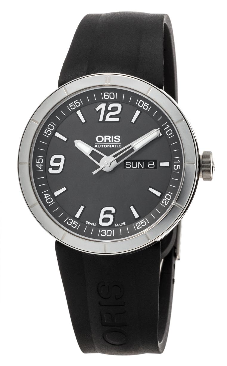Часы Oris TT1 Day Date 735 7651 4163 RS 4 25 06
