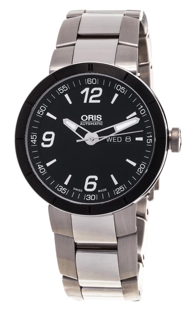 Часы Oris TT1 Day Date 735 7651 4174 8 25 10