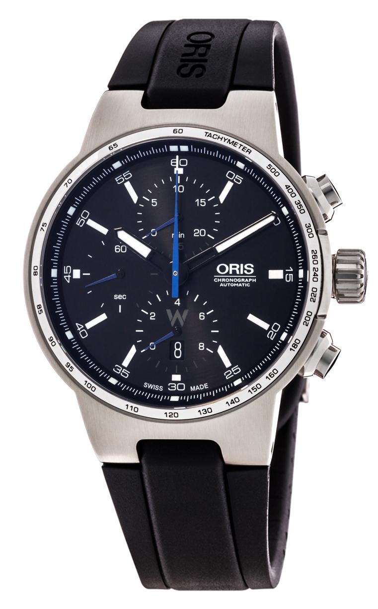 Часы Oris Williams Chronograph 774 7717 4154 RS 4 24 50
