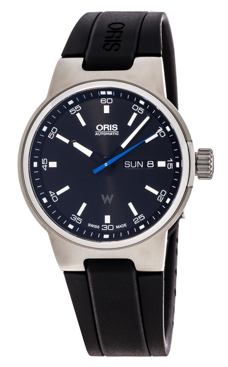 Часы Oris Williams Day Date 735 7716 4154 RS 4 24 50