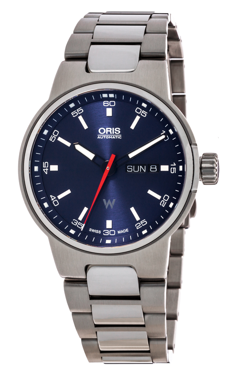 Часы Oris Williams Day Date 735 7716 4155 MB 8 24 50